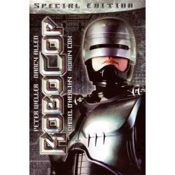 dvd - robocop - edição especial - lacrado
