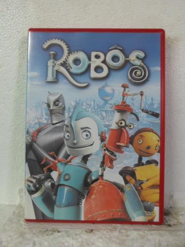 dvd robos - original