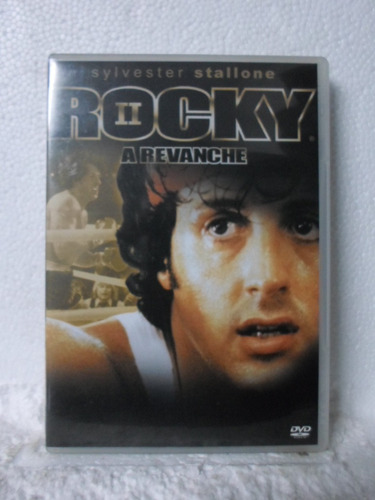 dvd rocky - a revanche - original