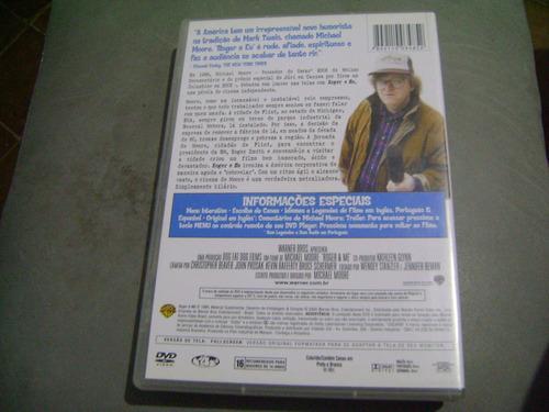 dvd roger e eu michael moore