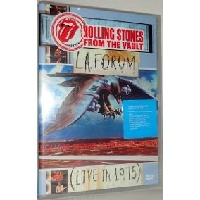 dvd rolling stones from the vault live l.a forum dome rock75