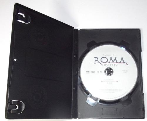 dvd roma temporada 2 disco 4 em espanhol original série hbo