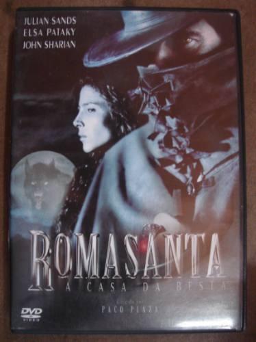 dvd romasanta 24