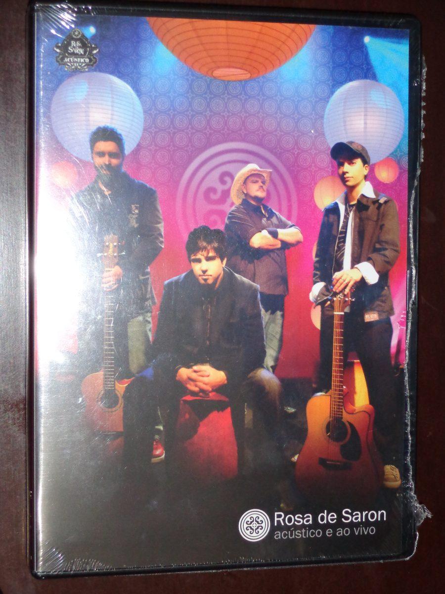 rosa de saron acustico dvd