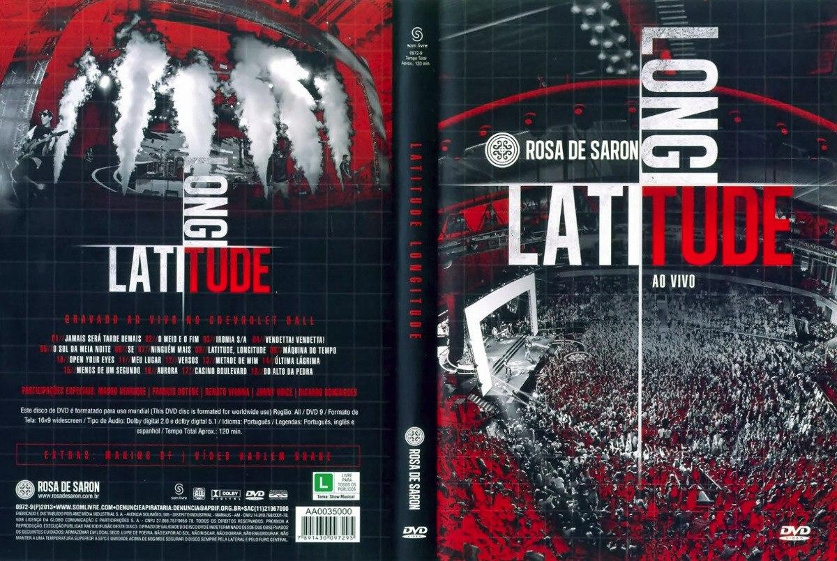 Longitude latitude rosa de saron cd download