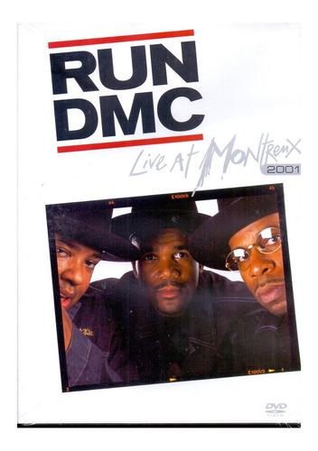 dvd run dmc - live at montreux 2001