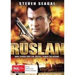 dvd ruslan venganza de un asesino- driven to kill- s. seagal