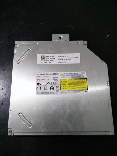 dvd-rw 9.5mm dell 0pndvv du-8a5lh