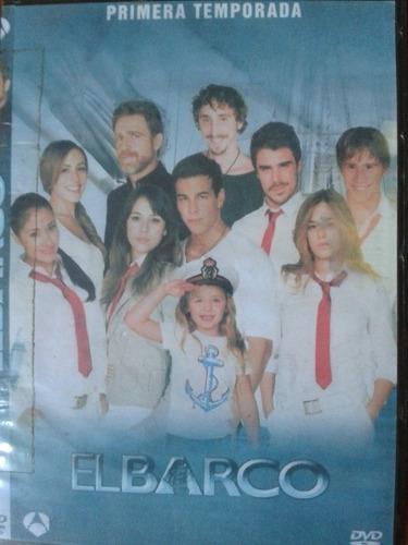 dvd' s  peliculas  serie el barco 1era temporada