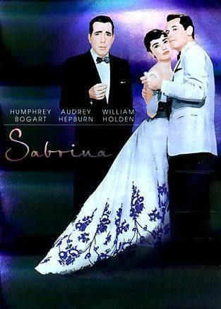 dvd sabrina, ed.original, 1954, audrey hepburn