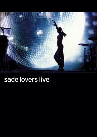 dvd : sade - lovers live (dvd)