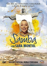 dvd samba, c sara montiel, grande otelo, leonardo villar  +