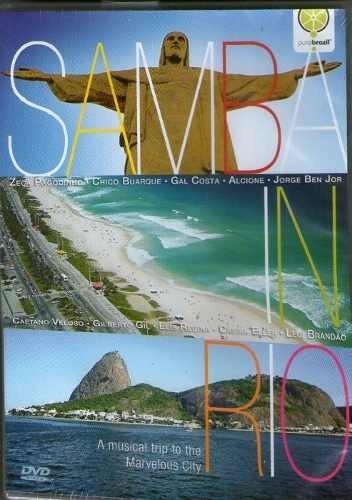 dvd samba in rio - lacrado