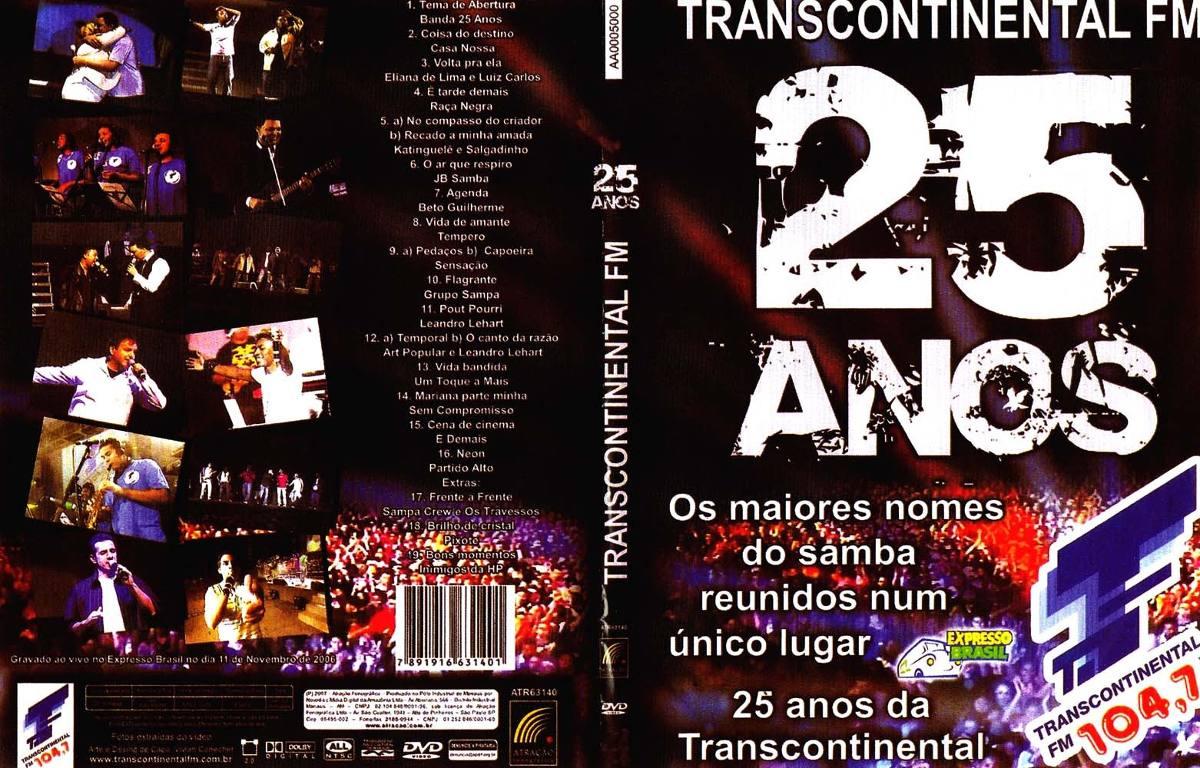 DO BAIXAR ANOS 25 AUDIO CASSIANE DE DVD