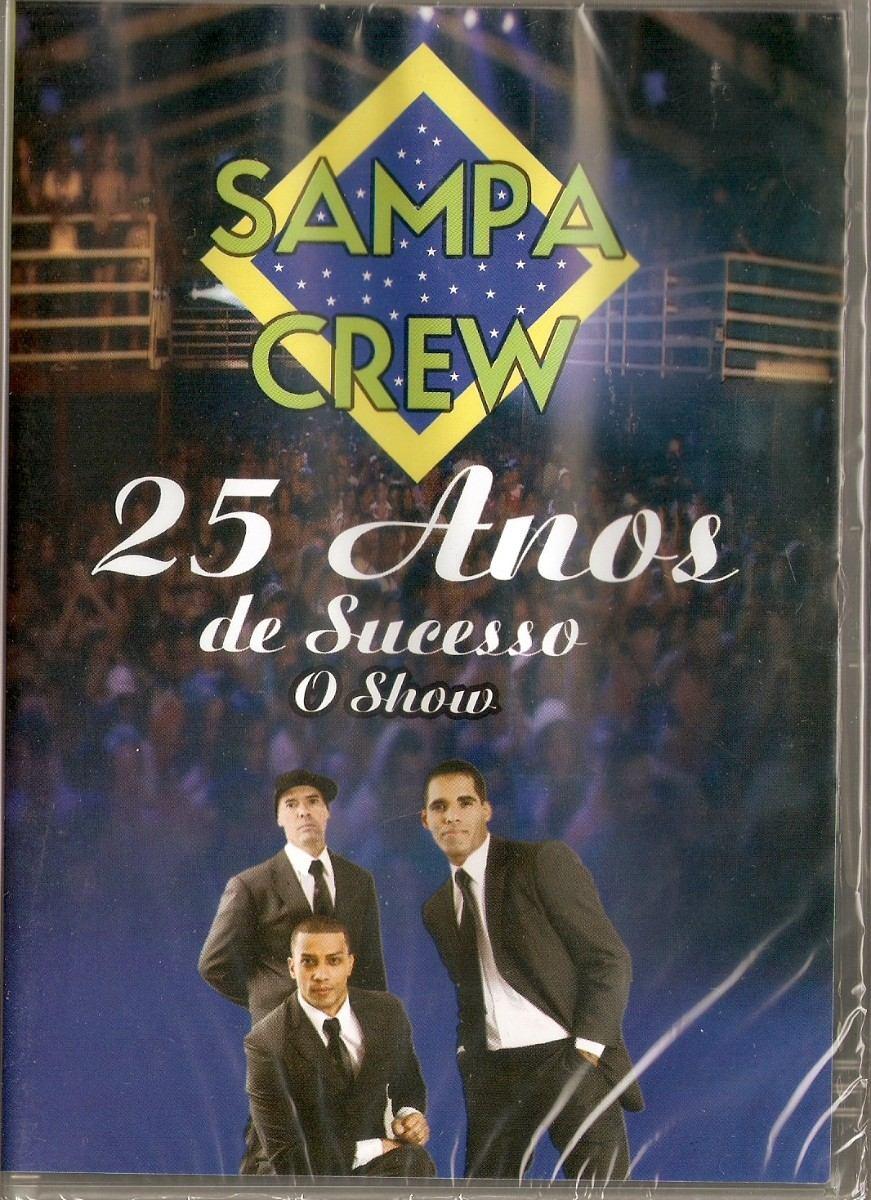 cd sampa crew 25 anos gratis