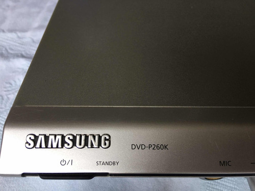 dvd samsung karaoke p250k