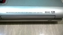 dvd samsung modelo dvd-p243 para repuesto sin control!