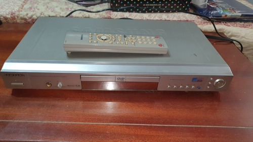 dvd samsung p-433 con control remoto, no lee cds