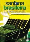 dvd sanfona brasileira  original