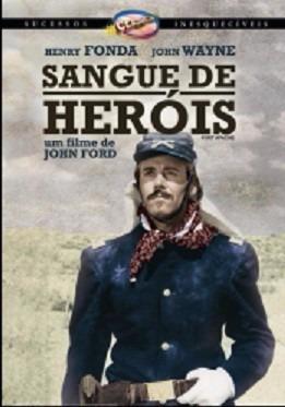 dvd sangue de heróis (1948) john wayne