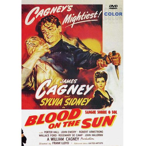 dvd sangue sobre o sol