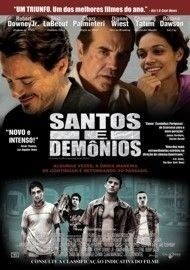 dvd santos e demonios robert downey jr, shia labeouf