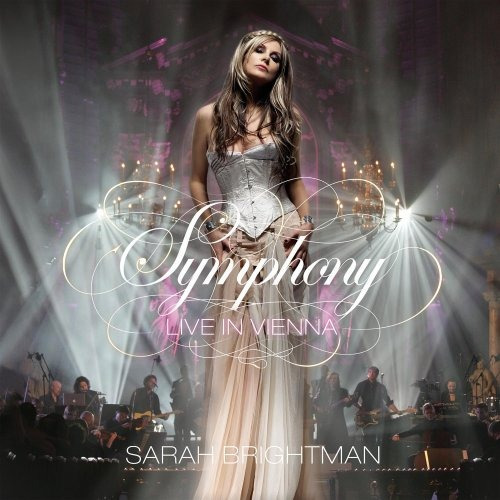 dvd : sarah brightman - symphony: live in vienna [amaray...