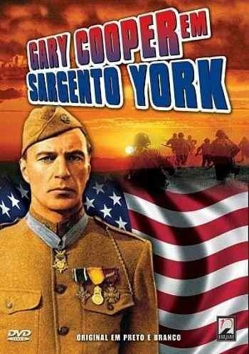 dvd sargento york gary cooper