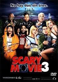 dvd - scary movie - 3