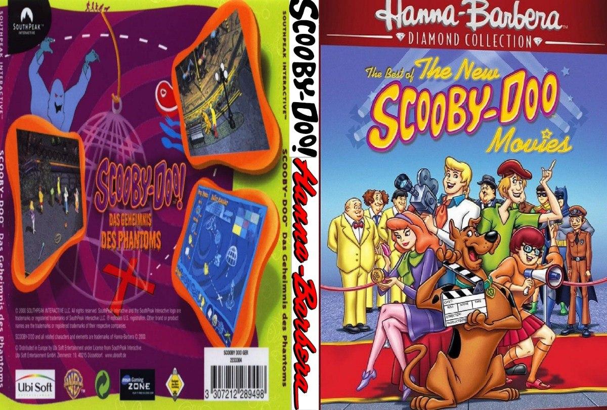 Dvd Scooby Doo Desenhos Dublagens Originais R 470 00 Em Mercado