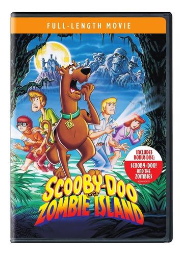dvd : scooby-doo on zombie island (with bonus disc, 2 pack)
