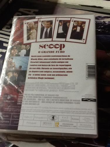 dvd scoop o grande furo