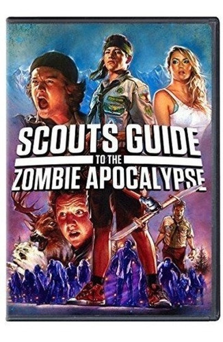 dvd :   - scouts guide to the zombie apocalypse (widescr...