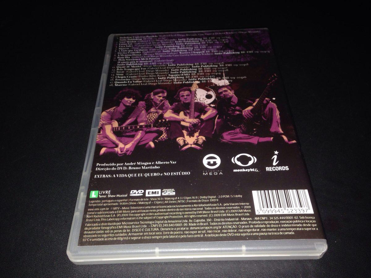 dvd de scracho