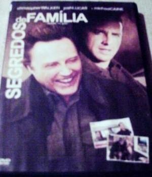 dvd - segredos de família