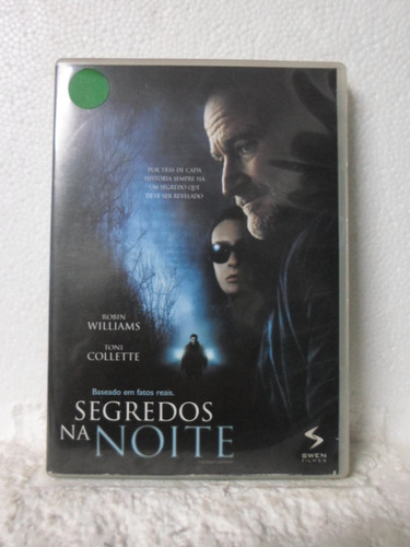 dvd segredos na noite - original