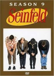 dvd: seinfeld 9 na   temporada completa