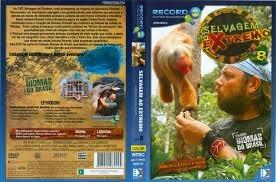 dvd selvagem ao extremo