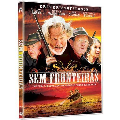 dvd sem fronteiras com kris kristofferson