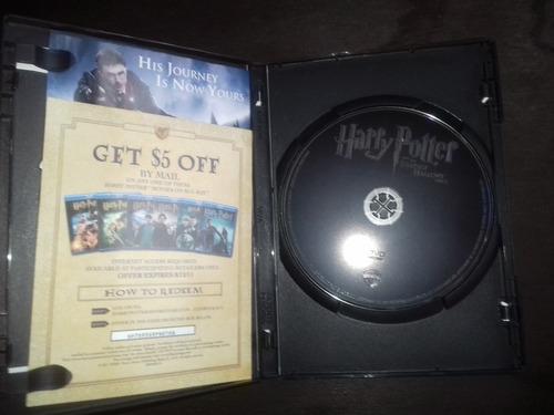 dvd seminuevo harry potter y las reliquias de la muerte 1