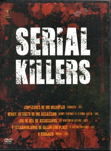 dvd serial killers - opc - bonellihq o20