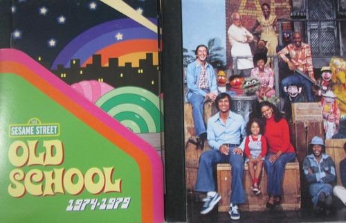dvd sesame street old school