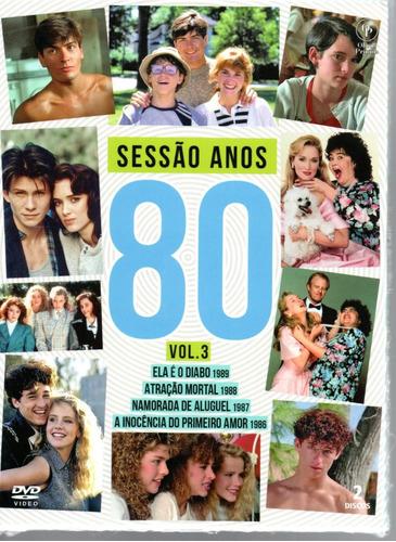 dvd sessao anos 80 volume 3 - opc - bonellihq l19