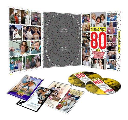 dvd sessao anos 80 volume 4 - opc - bonellihq l19