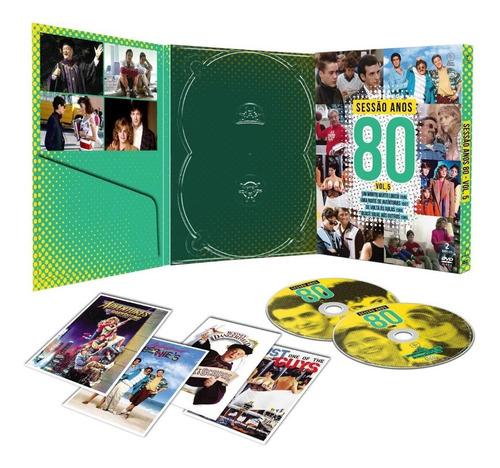 dvd sessao anos 80 volume 5 - opc - bonellihq h19