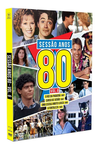 dvd sessao anos 80 volume 6 - opc - bonellihq e19