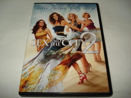 dvd sex and the city 2 com sarah jessica parker