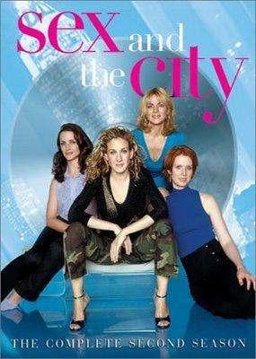 dvd sex and the city (2da temporada 3 discos)