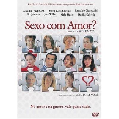 dvd sexo com amor?