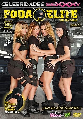 Dvd Sexxxy Foda De Elite Mônica Mattos E Ninja Frete